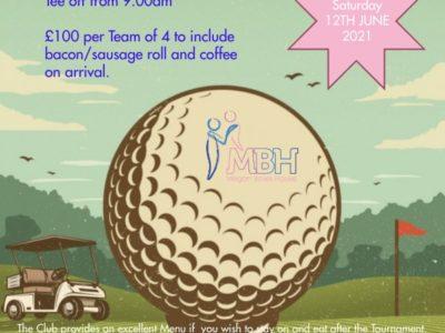 MBH Charity Golf Tournament